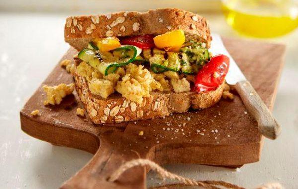 Sandwich met roerei